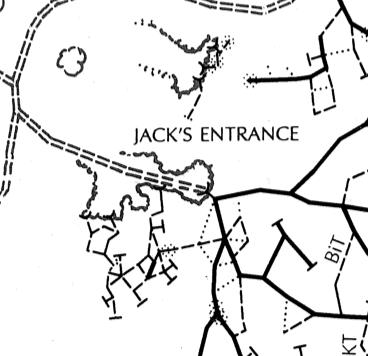 Jack's Entrance