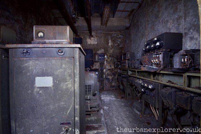 Portland ROTOR Bunker, Dorset