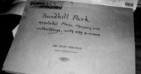 Sandhill Park Hospital, nr Taunton, Somerset
