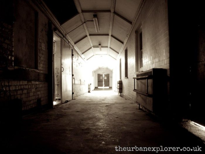 St. Lawrences Hospital, Bodmin, Cornwall