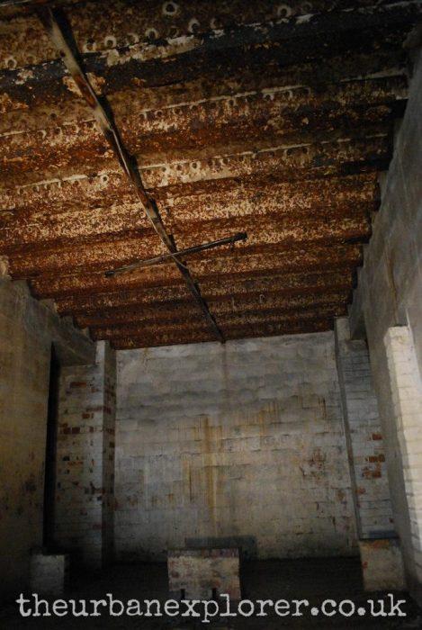 WW2 Underground Shelter, Poole, Dorset