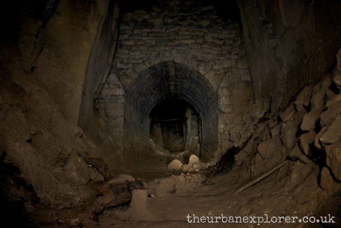 Box Freestone Mine, Wiltshire