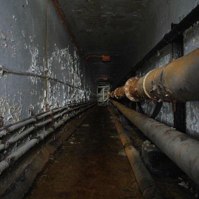 Poole Fuel bunker