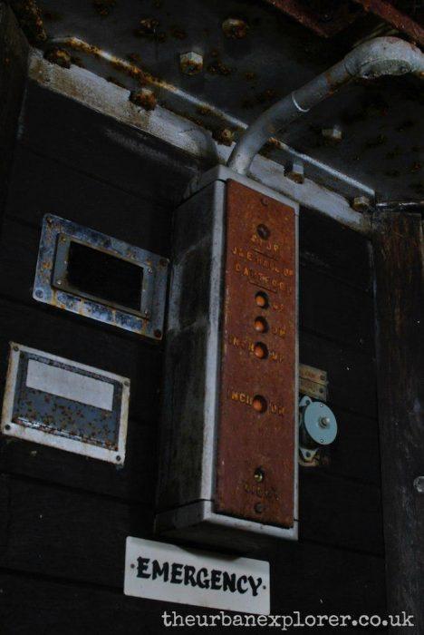 RAF Chilmark, Underground Ammunition Bunker, Wiltshire