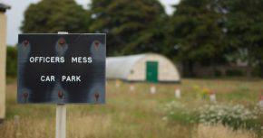 Fremington Army Camp, nr Barnstaple, Devon