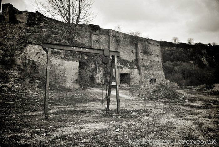 Beer Quarry, nr Seaton, Devon