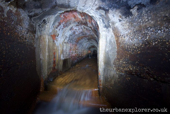 Bourne Valley Culvert, Bournemouth, Dorset