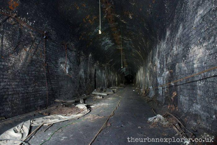 Draycott Cross Colliery, Staffordshire