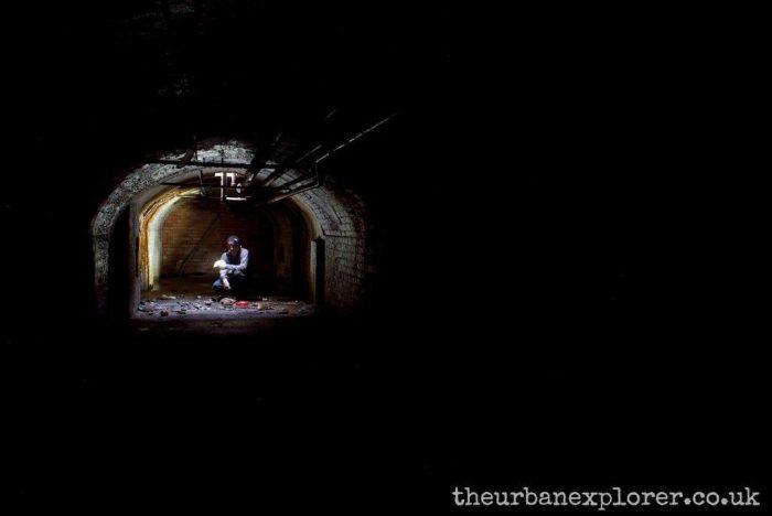GKN Shadow Factory tunnels, Smethwick, Birmingham