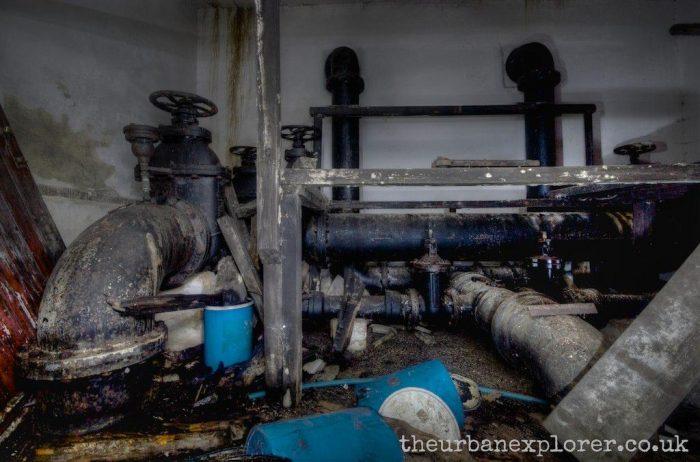 Royal Naval Cordite Factory, Holton Heath, Dorset