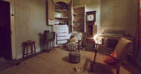 Calcott Hall, Domgay, Powys