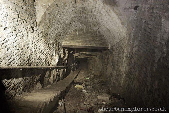Ridge Quarry (Central Ammunitions Depot), Wiltshire