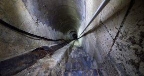 Victorian Cliff Tunnel, Portland, Dorset