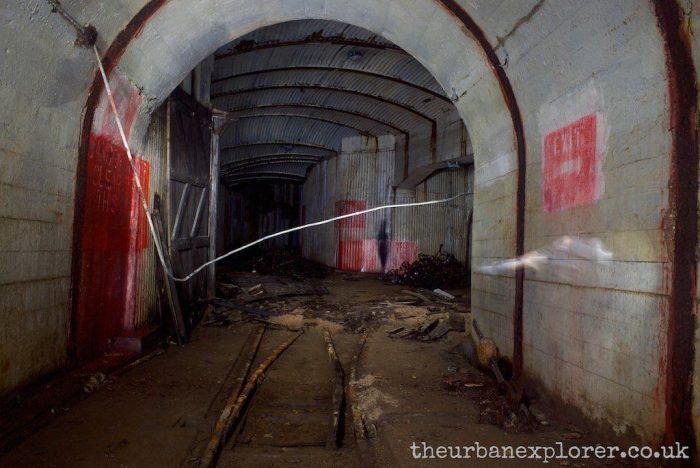 RAF Fauld – The detonator stores, Staffordshire