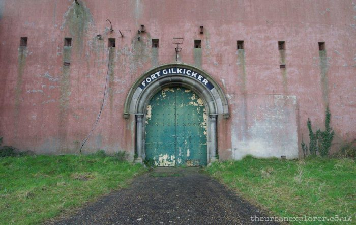 Fort Gilkicker, Gosport, Portsmouth