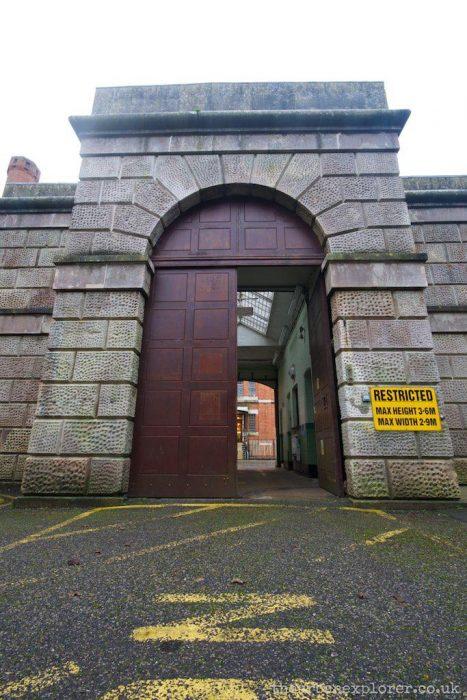 HM Prison Dorchester, Dorset
