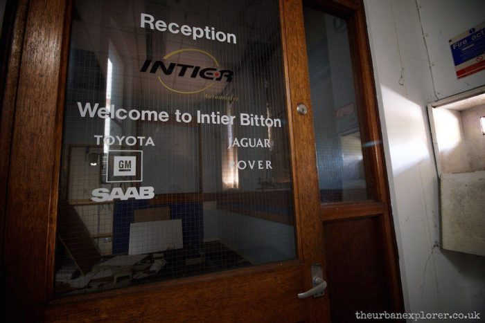 Intier Automotive Inc., Golden Valley Mill, Bitton