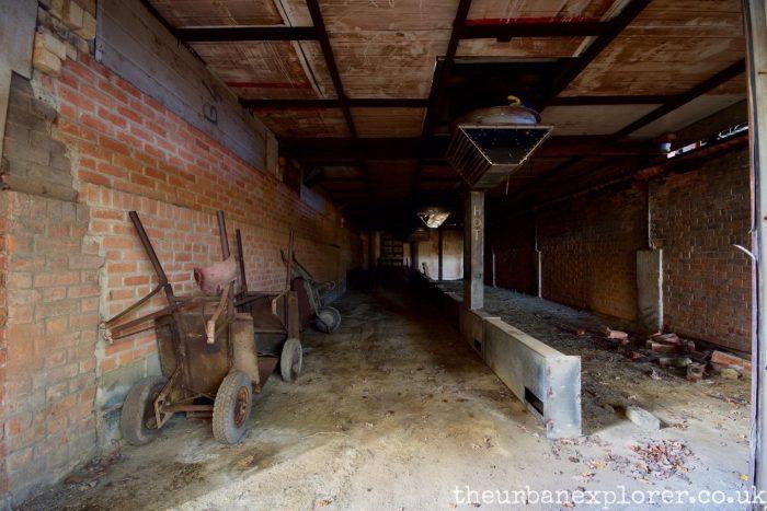 Selborne Brickworks, Hampshire