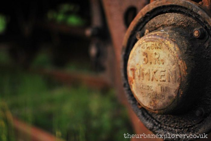 Norden Railway Train Graveyard, nr Corfe Castle, Dorset