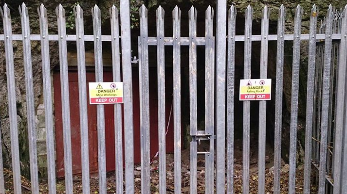 Westwood barricade